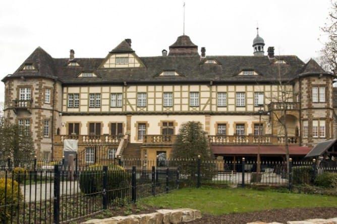 Museum in Bad Driburg, 2018-08-15 13:07:57