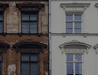 Altbau und Denkmalschutz