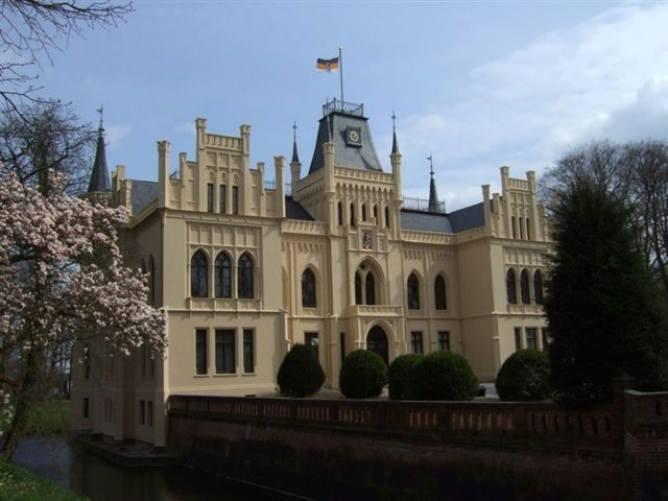 Schloss Evenburg Ostfriesland, 2018-11-10 12:20:23