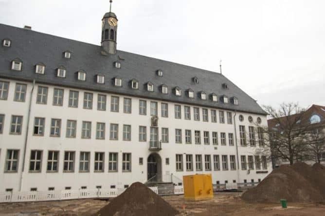 Rathaus Stadt Rüsselsheim, 2018-11-10 12:16:40