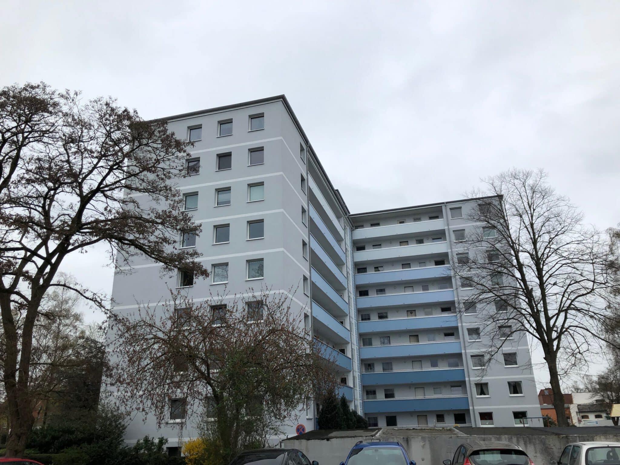 Küche einer Eigentumswohnung in Uetersen, 2020-01-17 22:01:38